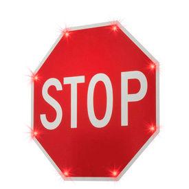 Tapco® BlinkerSign® LED Enhanced Traffic Signs