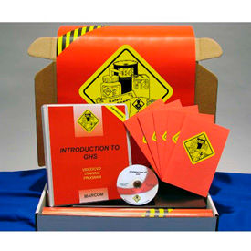 MARCOM Construction Safety Series Safety Training CD/DVD