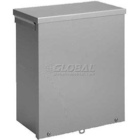 Hoffman Screw Cover and Pull Box Enclosures, Galvanized