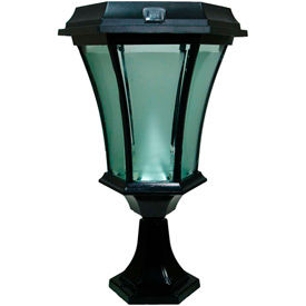 Solar Goes Green Outdoor Lighting