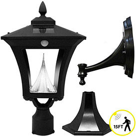 Solar Post/Mount Light Fixtures