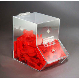 FTR Enterprises Acrylic Dispensing Bins