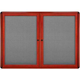 2 Door Fabric/Felt/Rubber Surface Boards