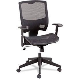 Alera® Mesh Chairs