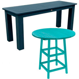 Outdoor Recycled Plastic Tables