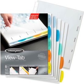 Print-On Dividers