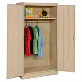 Tennsco All-Steel Wardrobe Cabinets