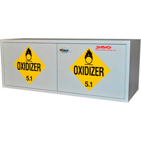 SciMatCo Metal-Free Plywood Oxidizer Cabinets