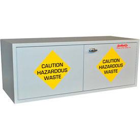 SciMatCo Metal-Free Plywood Hazardous Waste Cabinets