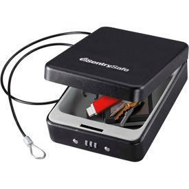 SentrySafe Lightweight Portable Polyethylene 0.18 cu Fire Safes Chest ft