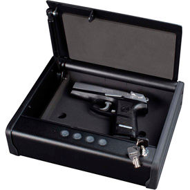 Compact Pistol Safe Boxes