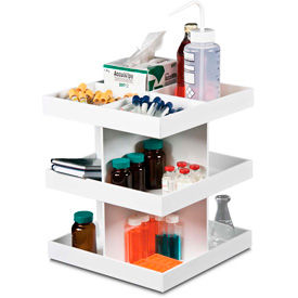 TrippNT™ Step & Rotating Shelf Stations