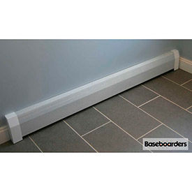 Premium Steel Baseboard Covers