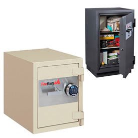 1/2-Hour Fire Rated Business & Home Safes