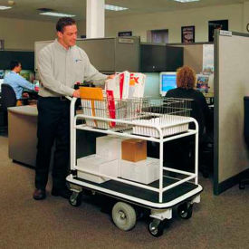 Electro Kinetic Technologies Pony Express Motorized Mail Room Cart