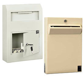 Wall Mount Drop Boxes