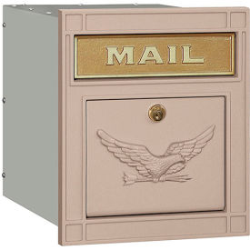 Decorative Column and Masonry Mailboxes