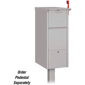 Mail and Package Drop and Collection Vaults - Front and Rear Access - USPS Approved