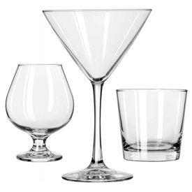 Cocktail Glassware