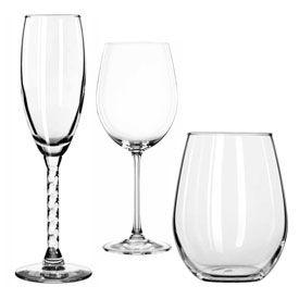Wine & Champagne Glassware
