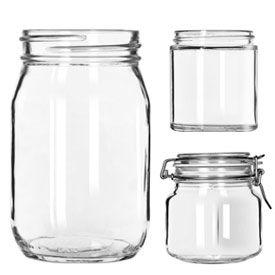 Jar Glassware