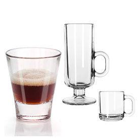 Coffee & Espresso Glassware