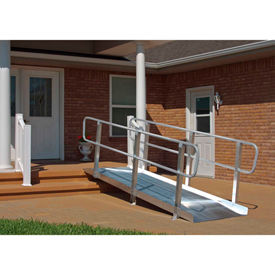 PVI OnTrac Ramps with Handrails