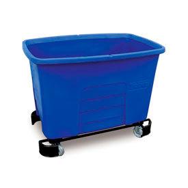 Toter® Plastic Cube Trucks