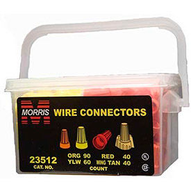 Morris Products Wire & Wing Connector Kits
