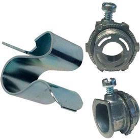 Flex Connectors, Couplings, Clips & Fasteners