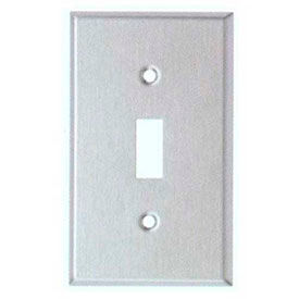 Stainless Steel Toggle Switch Wall Plates