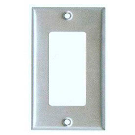 Stainless Steel Decorative/GFCI Wall Plates