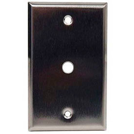 Stainless Steel Cable Wall Plates