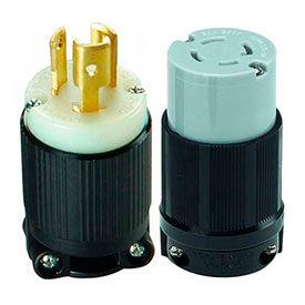 Morris Products Twist Lock Plugs & Receptacles