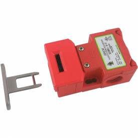 IDEM Tongue Interlock Safety Switch Flat Act