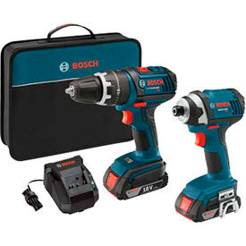 BOSCH® Power Drill Combo Kits