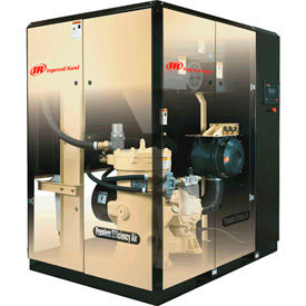 3-Phase Tankless Rotary Screw Air Compressors, With Dryer