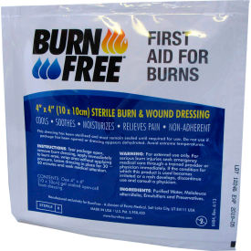 First Aid Burn & Wound Dressing