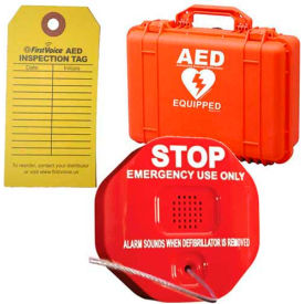 AED Cabinet Alarms & Accessories