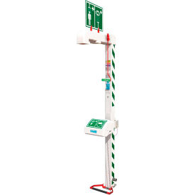 Justrite® Combination Emergency Stations