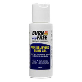Burn Creams, Sprays & Gels