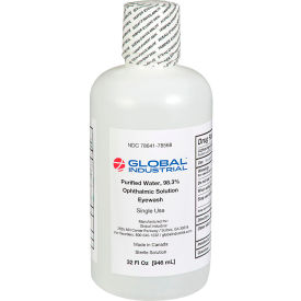 Personal Emergency Eyewash Bottles