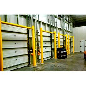 Ideal Shield® Goal Post Dock Door Guard