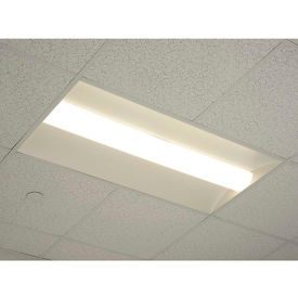LED Recessed Troffers