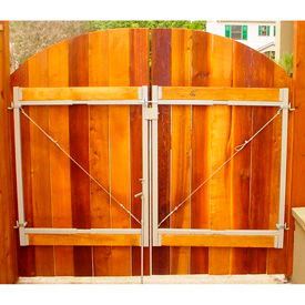 Jewett Cameron Adjust-A-Gate Adjustable Steel Gate Frame Kits