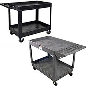 Jet ® & Luxor ® Deluxe Plastic Service & Utility Carts