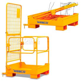 Wesco® Foldable Maintenance Platform