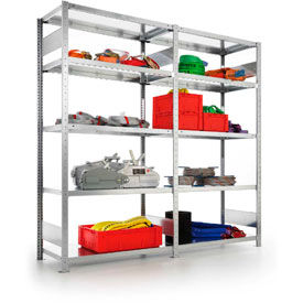 Meta Storage Boltless Galvanized Shelving Racks