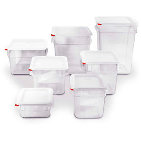 Araven Polycarbonate Food Containers With Colorclip®