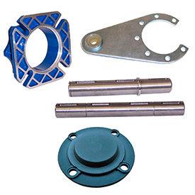 Worldwide Electric Aluminum Worm Gear Reducer Accessories